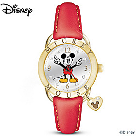 Disney Classic Charmer Women's Watch