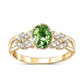 Splendor Of Nature Ring