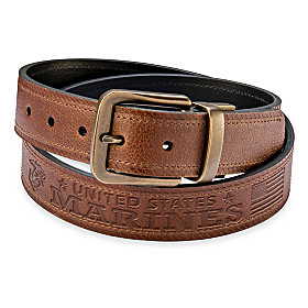 USMC Pride Men's Belt