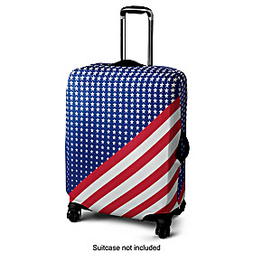 Patriotic Pride Suitcase Cover