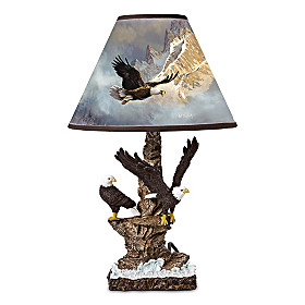 Nature's Majesty Lamp