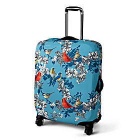 Songbird Symphony Suitcase Cover