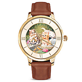 Pawprints On Your Heart Women's Watch