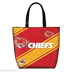 Kansas City Chiefs Tote Bag