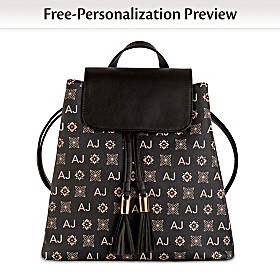 Just My Style Personalized Backpack