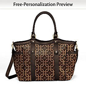 Just My Style Personalized Tote Bag