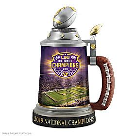 LSU Tigers 2019 Football National Championship Stein
