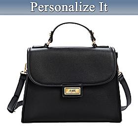 Elegantly Yours Personalized Handbag