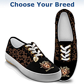 Love Is A Wet Nose Women's Shoes