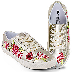 Roses In Bloom Women's Shoes