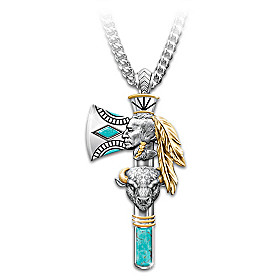 Pride Of The West Pendant Necklace