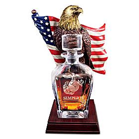 USMC American Pride Decanter