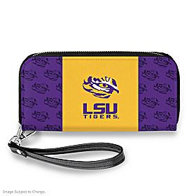 LSU Tigers Wallet