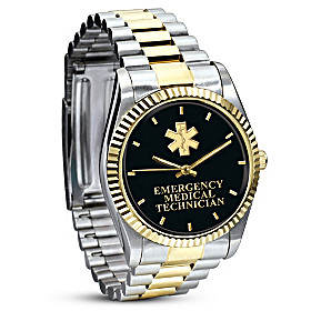 EMT Pride Men's Watch