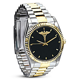 Caring & Compassion Men's Watch
