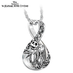 Love Is Eternal Pendant Necklace