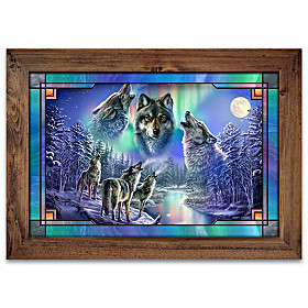 James Meger's Aurora Borealis Wall Decor