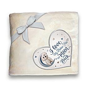 Heartwarming Bichon Frise Blanket