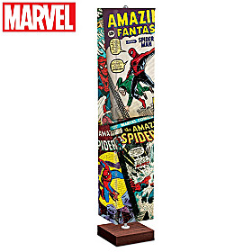 The Amazing Spider-Man Floor Lamp