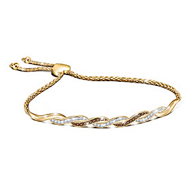 Perfect Blend Diamond Bracelet