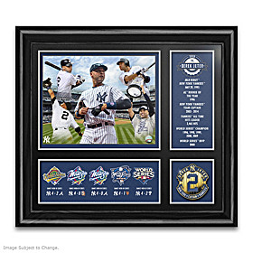 Derek Jeter: All-Time Great Wall Decor