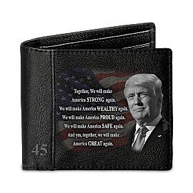 President Trump Wallet