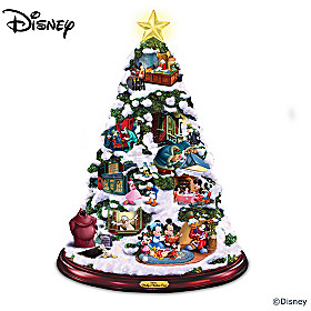 Disney Mickey's Christmas Carol Christmas Tree