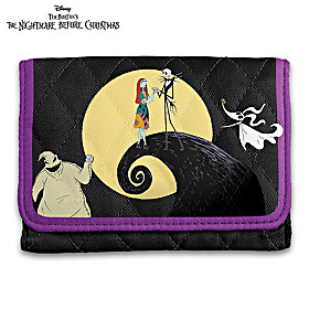 Disney Tim Burton's The Nightmare Before Christmas Wallet