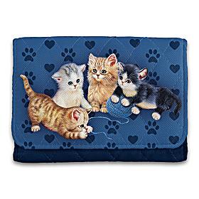 Kitty-Kat Cute Wallet