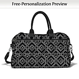 Just My Style Personalized Weekender Bag