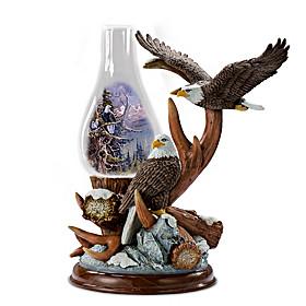 Nature's Wonders Lamp