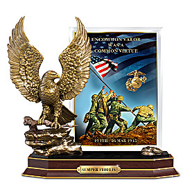 75th Anniversary Of Iwo Jima Sculpture