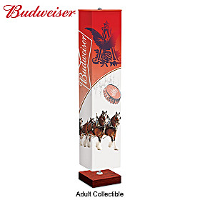 Budweiser Floor Lamp
