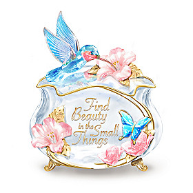 Garden Treasures Music Box