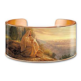 Faith's Healing Embrace Bracelet