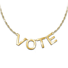 Voting Matters Necklace