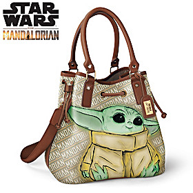 The Mandalorian The Child Handbag