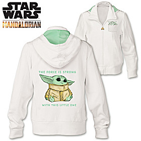 The Mandalorian The Child Women's Hoodie