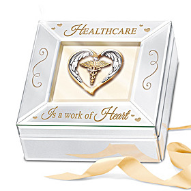 Healthcare Is A Work Of Heart Music Box