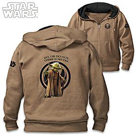Yoda Men's Hoodie
