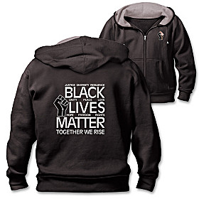 Black Lives Matter Men's Hoodie