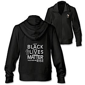 Black Lives Matter Women's Hoodie