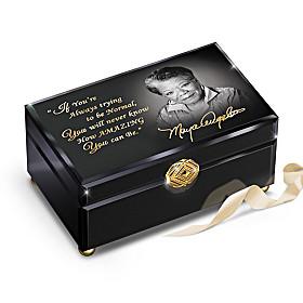 Dr. Maya Angelou Music Box