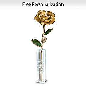 Your Hero Personalized Table Centerpiece