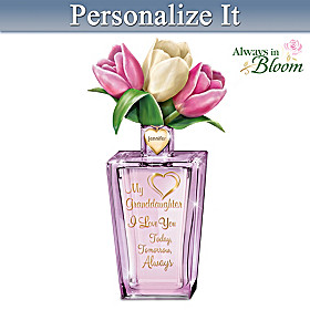 My Granddaughter Personalized Scent Diffuser