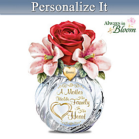 A Mother's Heart Personalized Scent Diffuser