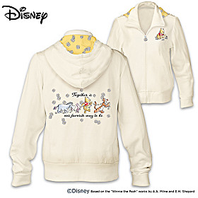 Disney Friends Together Women's Hoodie