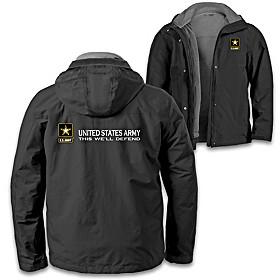 U.S. Army Pride Men's Jacket