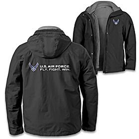 U.S. Air Force Pride Men's Jacket