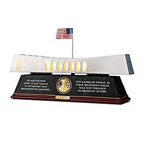 Pearl Harbor 80th Anniversary Sculpture
